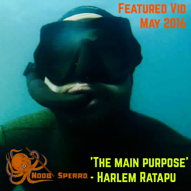 Featured Spearfishing Video May