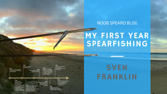 My First Year Spearfishing | What I Learned Sven Franklin