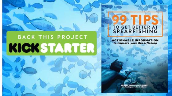 Noob Spearo on Kickstarter. Spearfishing Crowdfunding project