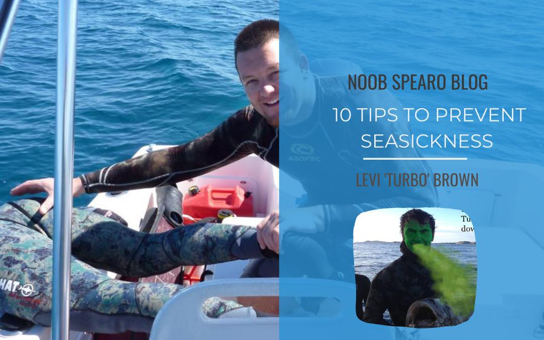 10 Tips To Prevent Seasickness