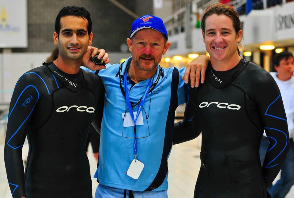 Freediving Athletes