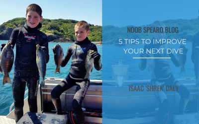 5 Tips to Improve Your Next Dive