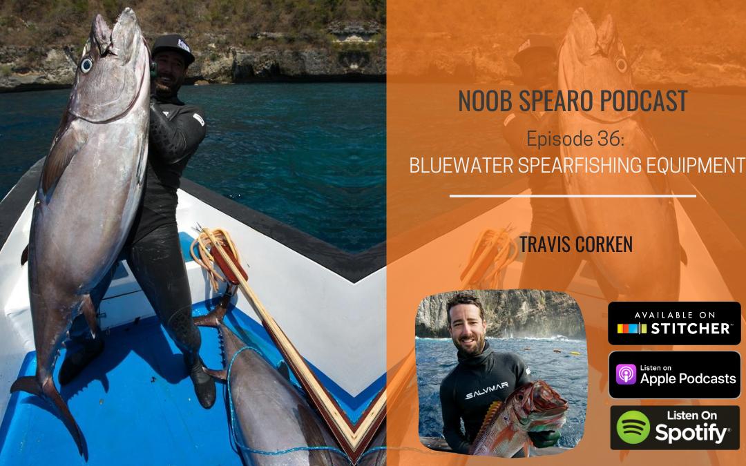 Travis Corken Bluewater Spearfishing Equipment