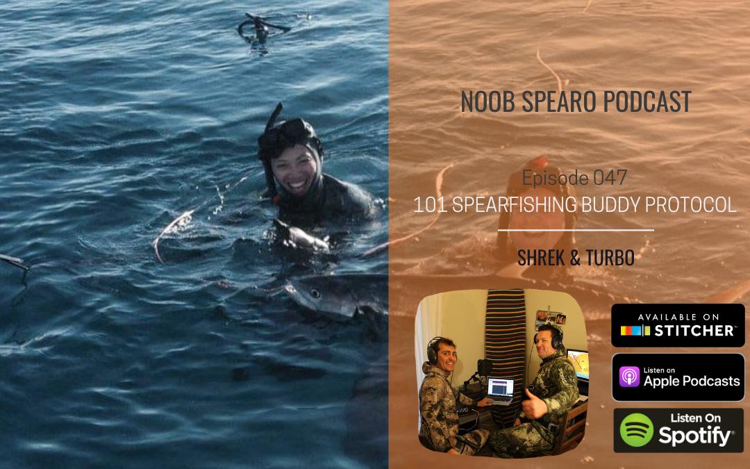 NSP:047 101 Spearfishing Buddy Protocol