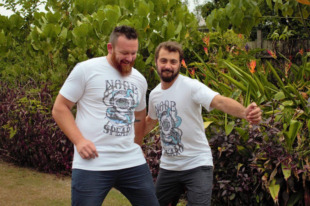 Noob Spearo Spearfishing Shirt