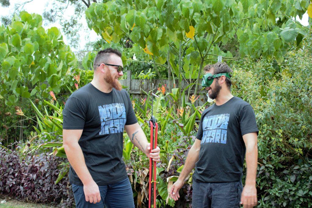 Black Noob Spearo Spearfishing Shirt