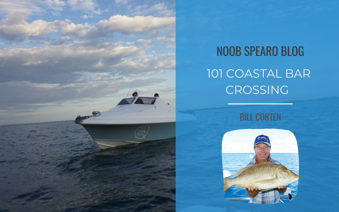 NSP:055 101 Coastal Bar Crossing with Bill Corten