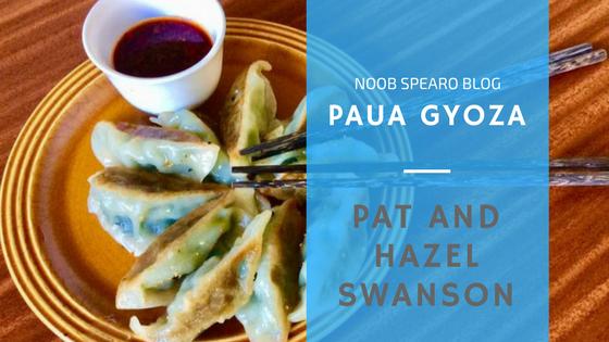 Swanson Paua Gyoza Seafood Recipe