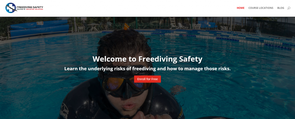 Freedivoing Safety Course for SPearfishing