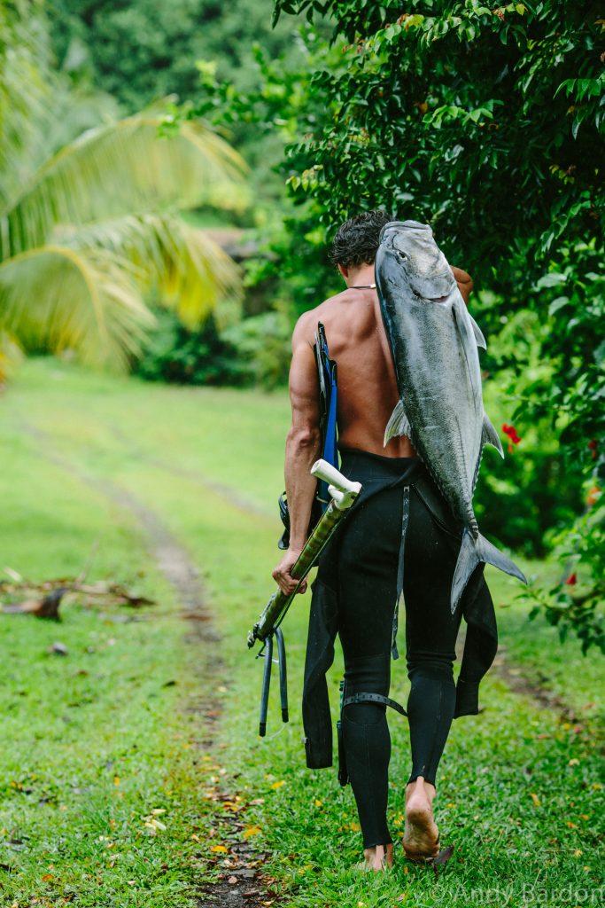 Abardon Tahiti Josh Humbert