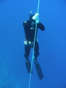 Interview with Feargus Callagy Freedive Ireland