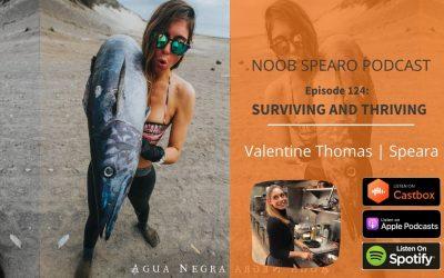 NSP:124 Valentine Thomas Making a Living Spearfishing