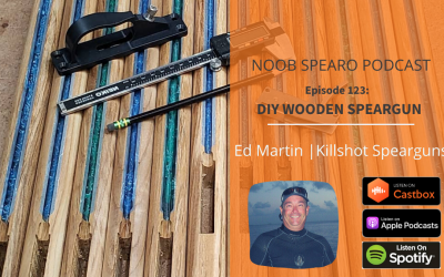 NSP:123 DIY Wooden Speargun 101 | Ed Martin
