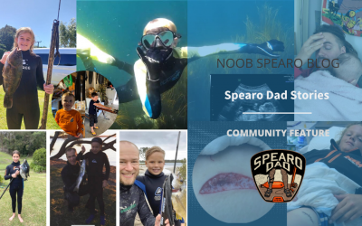 Spearo Dads | Community Stories from Spearfishing Families