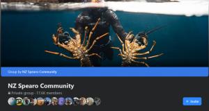 NZ Spearo Community
