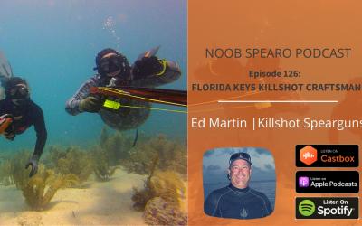 NSP:126 Ed Martin Florida Keys Killshot Craftsman