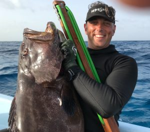 Jerry Guerra Neptonics Madman | Geeking out on Spearfishing Gear. Grouper
