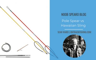 Hawaiian Sling vs Pole Spear
