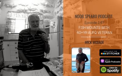 NSP:147 Mick Mcdade Fish Mount Madness