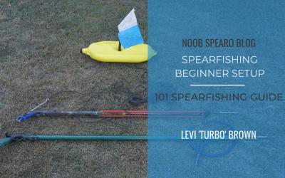 Spearfishing Beginner Setup