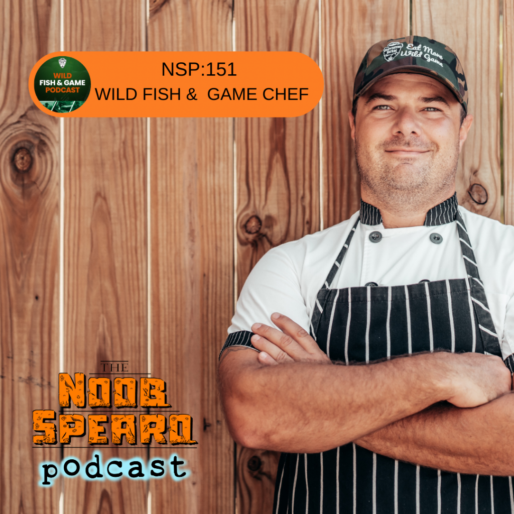Fish Chef Skills with Justin Townsend from Wild Fish and Game Podcast