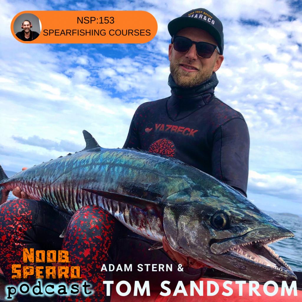 Australian Spearfishing Courses with Tommy Dozz Tom Sandstrom