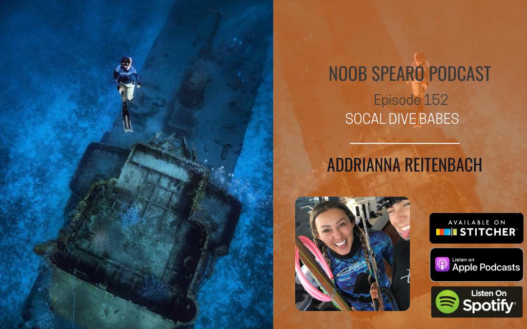 NSP:151 Addrianna Reitenbach SoCal Dive Babes