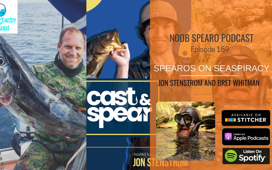 NSP:159 Spearos on Seaspiracy with Bret Whitman and Jon Stenstrom