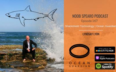 NSP:167 Sharkshield Technology   Ocean Guardian with Lindsay Lyon